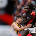 Anthony McDonald-Tipungwuti, Essendon, Hawthorn, Ricky Henderson
