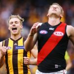 Essendon, Hawthorn, James Worpel, Michael Hurley