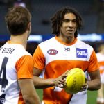 Aiden Bonar, GWS Giants, Matt de Boer