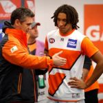 Aiden Bonar, GWS Giants, Leon Cameron