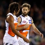 Aiden Bonar, Callan Ward, GWS Giants