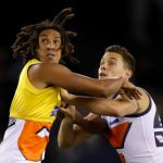 Aiden Bonar, GWS Giants, Josh Kelly