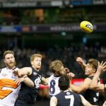 Carlton, GWS Giants