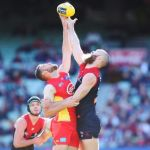 Gold Coast Suns, Jarrod Witts, Max Gawn, Melbourne
