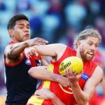 Aaron Young, Gold Coast Suns, Melbourne, Neville Jetta