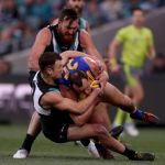 Port Adelaide, Robbie Gray, Shannon Hurn, West Coast Eagles