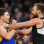 Charlie Dixon, Jeremy McGovern, Port Adelaide, West Coast Eagles