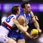 Dale Morris, North Melbourne, Todd Goldstein, Western Bulldogs