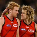 Aaron Francis, Dyson Heppell, Essendon