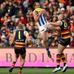 Adelaide Crows, Ben Cunnington, North Melbourne, Sam Jacobs