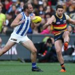 Adelaide Crows, Ben Cunnington, North Melbourne, Rory Atkins