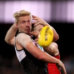 Billy Frampton, Essendon, Jake Stringer, Port Adelaide