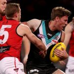 Brad Ebert, Devon Smith, Essendon, Port Adelaide