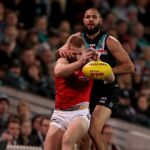 Essendon, Jake Stringer, Paddy Ryder, Port Adelaide