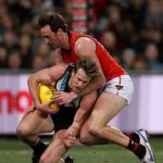 Essendon, Mitch Brown, Port Adelaide, Tom Jonas