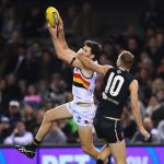 Adelaide Crows, Carlton, Harry McKay, Mitchell McGovern