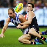 Ben Cunnington, Jack Steele, North Melbourne, St.Kilda Saints