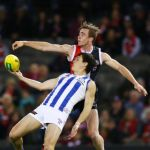Ben Cunnington, Ben Paton, North Melbourne, St.Kilda Saints