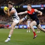 Geelong Cats, Melbourne, Sam Frost, Tom Hawkins