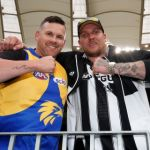 Collingwood, West Coast Eagles