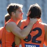 GWS Giants, Ryan Griffen, Toby Greene
