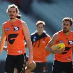 Brett Deledio, GWS Giants, Phil Davis