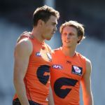 GWS Giants, Jeremy Cameron, Lachie Whitfield