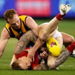 Hawthorn, James Harmes, Melbourne, Tom Mitchell