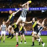 Collingwood Magpies, Mason Cox, Richmond, Trent Cotchin