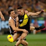 Brody Mihocek, Collingwood, Dion Prestia, Richmond