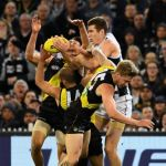 Alex Rance, Bachar Houli, Collingwood, Mason Cox, Nathan Broad, Richmond