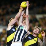 Collingwood Magpies, Nathan Broad, Richmond, Will Hoskin-Elliott
