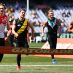 Jack Higgins, Richmond, Ryley Stoddart, Sydney Swans