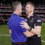 Adam Simpson, Collingwood Magpies, Nathan Buckley, West Coast Eagles