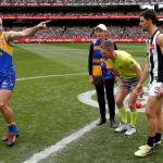 Collingwood, Scott Pendlebury, Shannon Hurn, West Coast Eagles