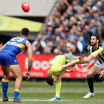 Brodie Grundy, Collingwood, Matt Stevic, Scott Lycett, West Coast Eagles