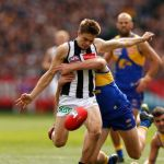 Collingwood, Jeremy McGovern, Josh Thomas, West Coast Eagles