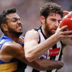 Collingwood Magpies, Tyson Goldsack, West Coast Eagles, William Rioli