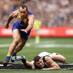 Collingwood, Shannon Hurn, Taylor Adams, West Coast Eagles