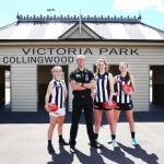 Collingwood, Holly Whitford, Jordy Allen, Katie Lynch