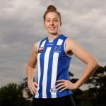 Emma King, North Melbourne