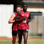 Jack Sinclair, St Kilda, Tom Jok