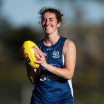 Bec Goring, Geelong Cats