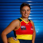 Adelaide Crows, Ebony Marinoff