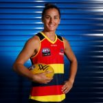 Adelaide Crows, Angela Foley
