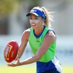 Kaitlyn Ashmore, North Melbourne