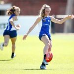 Beth Lynch, North Melbourne