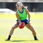 Ashleigh Riddell, North Melbourne