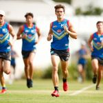 Gold Coast Suns, Jacob Heron