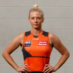 Christina Bernardi, GWS Giants